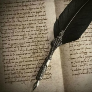 Square Quill Parchment 2